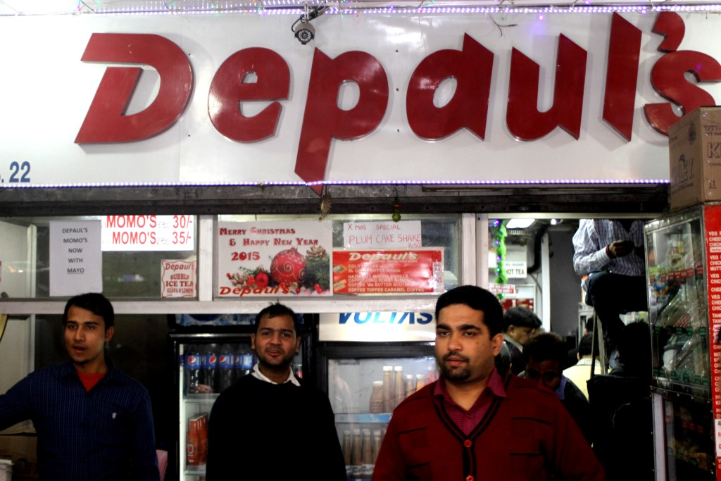 Depaul's is a very famous joint for a quick snack or hot and cold non-alcoholic beverages.