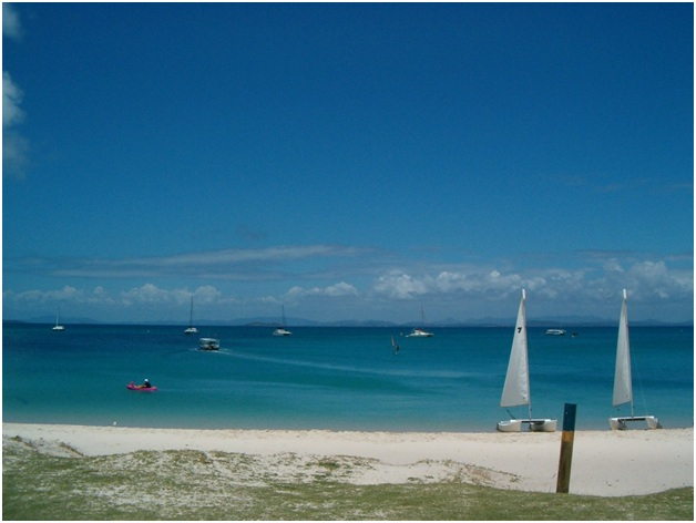 Great Keppel Island Photo Credit- Wikipedia