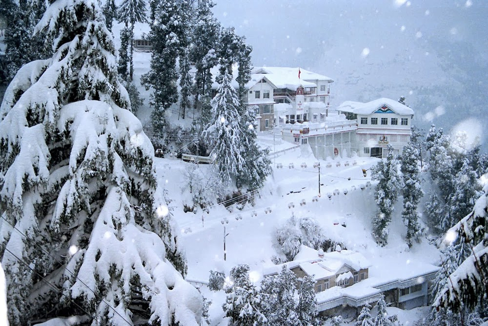 Cool your jets in Shimla this summer holiday